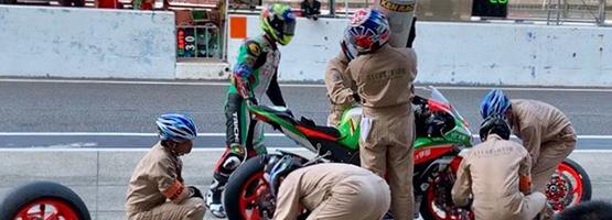 YIC京都 鈴鹿8耐参戦ブログ