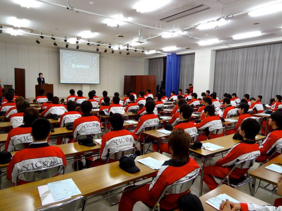 YIC京都工科大学校画像