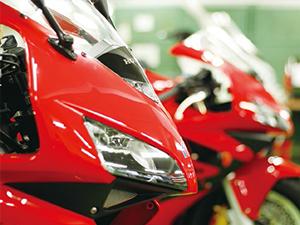 バイクの整備士を目指すなら【YIC京都工科自動車大学校】の二輪自動車整備科へ