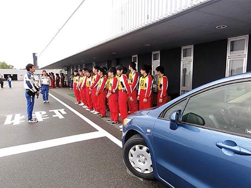 【国内研修】鈴鹿サーキット安全運転講習2