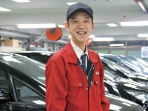 自動車整備科 高松 久登先生