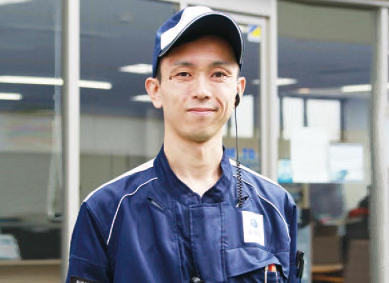 一級自動車整備科卒業 平田さん