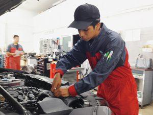 自動車整備士の種類