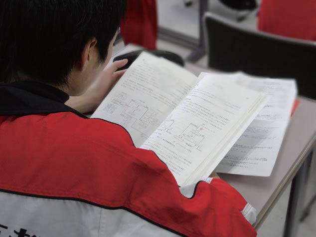 POINT 2 国家試験対策個別対応