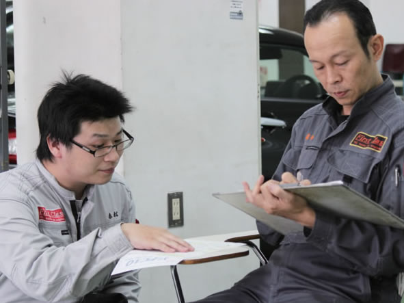 POINT 3 口述試験対策