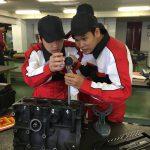 国際自動車整備科 測定実習のご紹介