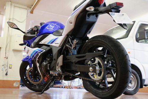 ベースモデルのGSX-R1000
