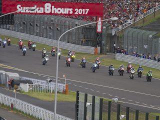 YIC京都鈴鹿8耐2017当日の様子12