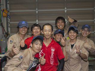 YIC京都鈴鹿8耐2017当日の様子24