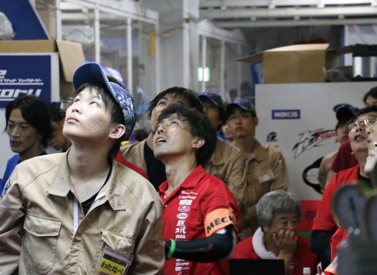 YIC京都鈴鹿8耐参戦