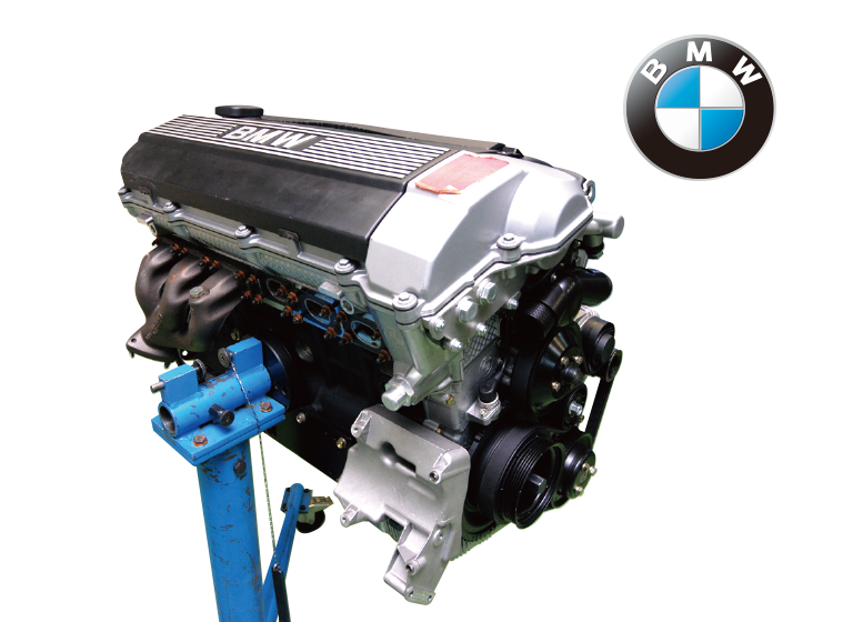 可変バルブ式 6気筒エンジン[BMW]