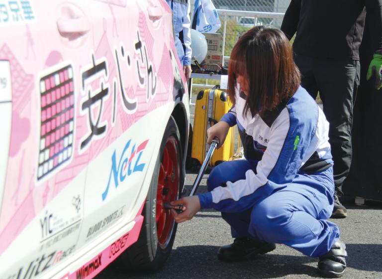 TOYOTA GAZOO Racing Netz Cup Vitz Race 2018関西シリーズ参戦!
