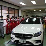 企業連携授業〉京都三菱自動車販売グループ主催 特別技術講習会開催